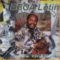 Eboa Lotin Pur Gold - The Best Of Eboa Lotin Vol. 2